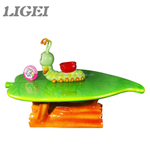 Hot sale high return project children multifunction educational drawing table play set