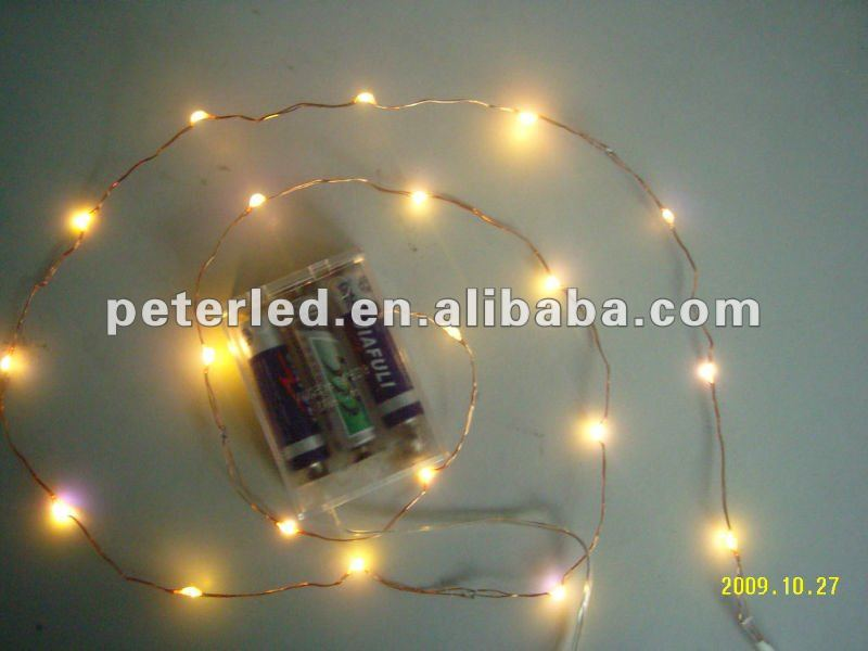 Mini & hot sale led string light