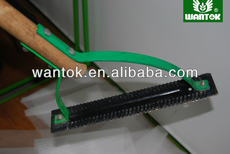 grass cutter with long handle