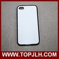 DIY blank coated 2D sublimation silicone cover for iphone 4/4s