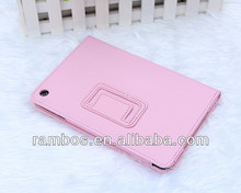 Tablet Leather Case with Stand Wallet Flip Case for iPad Mini Tablets