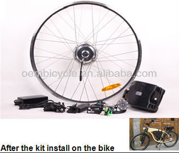 36V10AH 250W ebike Seat Post battery kit