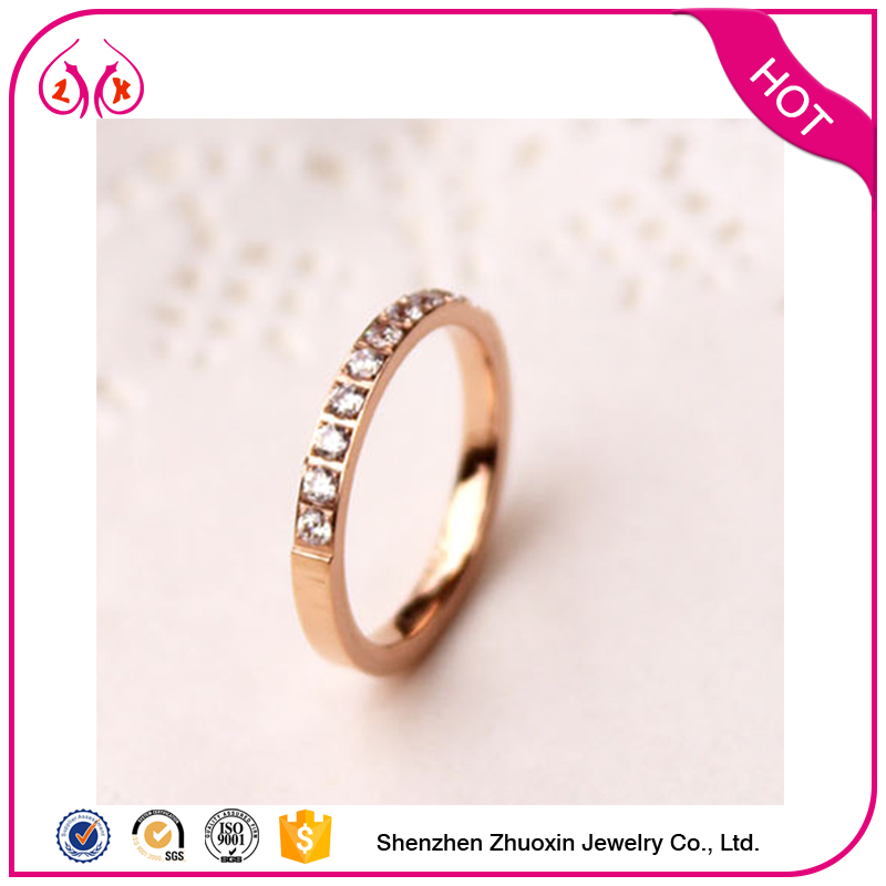 High polished gold ring hallmarks designs with price