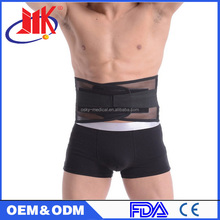 China Supplier Healthcare thigh strap medical double-sided elastic hernia truss