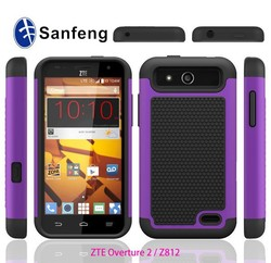 Ballistic handphone case cover for ZTE Overture 2 Z812 dust-proof shell