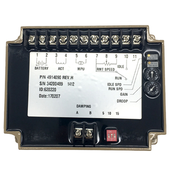Engine Speed Controller Governor 4914090 for Generator Parts