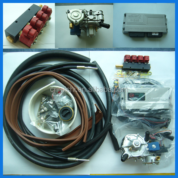e85 LPG Gsa Conversion Kit for Car