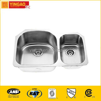 T3121L Most durable best stainless sinks