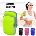 Outdoor Sports Bag For Mobile Phone Cycling Jogging Gym Armband