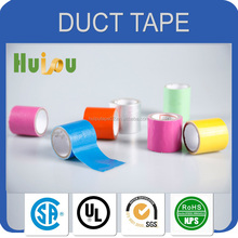 real factory produce different color duct cloth adhesive tape