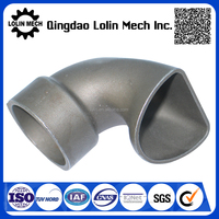China Lost Wax Casting Boat Accessories Parts