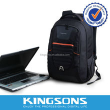 China Fashion Promotion Custom Canvas School Bag Laptop Backpack