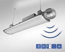 TUV CE SAA RoHS European LED Lighting Ceiling Lights, IP65 IK10 Linear High Bay Light