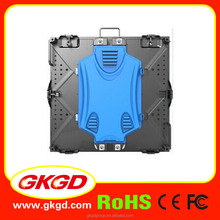 CHINA GKGD Cinema rgb indoor HD SMD full color commercial advertising p5 led display