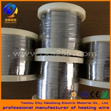 High temperature resistance superfine iron chromium aluminum 0.10 mm 3mm 0cr25al5 heating wire