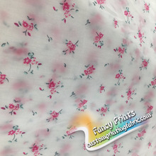 Hot selling cheap custom 100% cotton woven fabric for sale