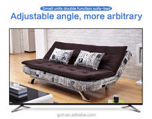Gorl Portable Adjustable Angle Sofa Bed,Soft Couch 609