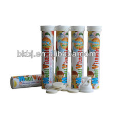 High quality Kids Multivitamin and Mineral tablets,Vitamin And Supplement Manufacturers
