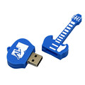 wholesale price buy china retail blue guitar usb pen drive case and chips
