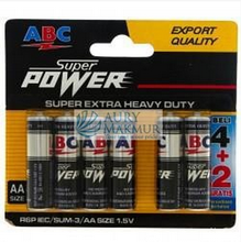 Export Quality ABC AA 1.5V Battery