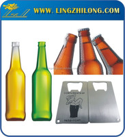 Beer Use Metal Zinc Alloy Metal Sex Lady Wears Sunglasses Opener