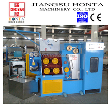 wire and cable manufacturing machine equipment copper fine wire making machine