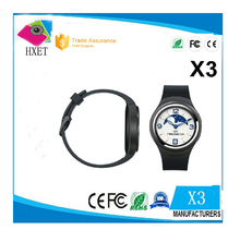 China MTK6572 1.2G Dual core bluetooth bracelet watch