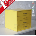 Simply Style 4 Drawer Handcrafted Desktop Metal File Cabinet