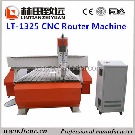 used cnc 4 axis wood / metal router