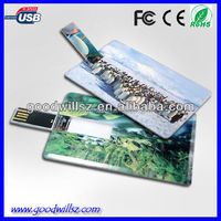 Hot selling Credit Card Usb flash drive,Business Card Usb stick,Card Pen Drive