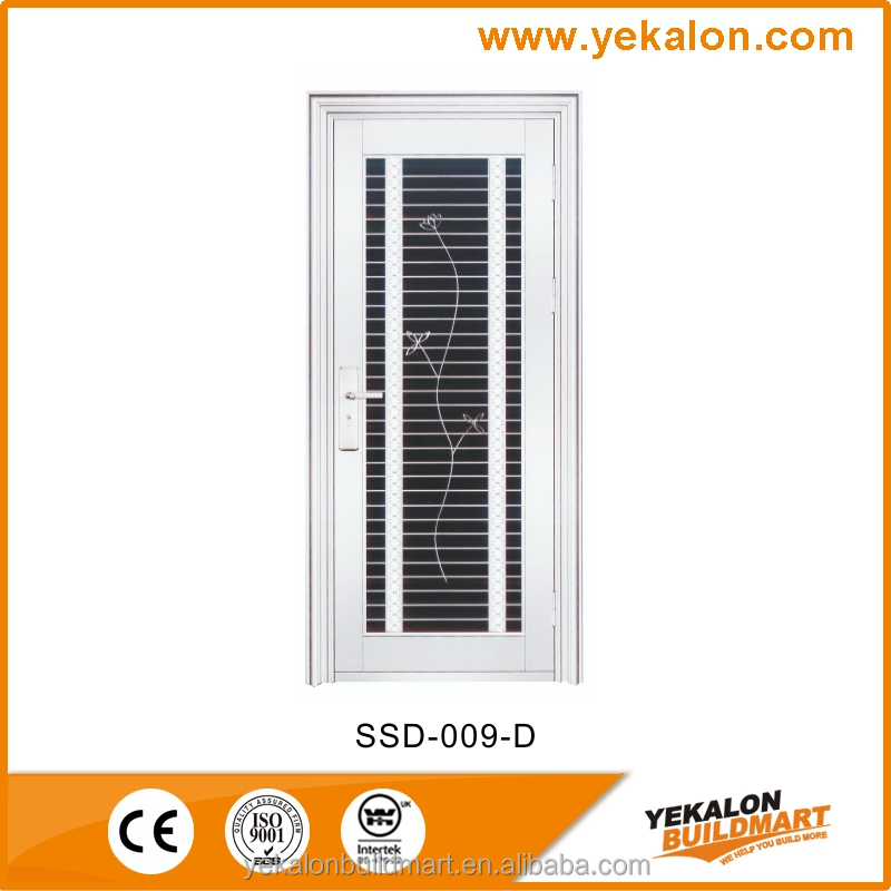 Yekalon SSD-009-D High quality security 304 stainless steel door