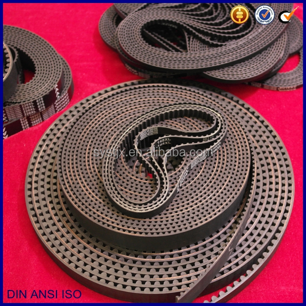 China products machine replacement parts timing belt