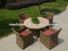 T- foshan large size outdoor furniture table and chairs F002