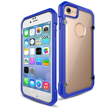 Durable Phone Case Heavy Hybrid TPU+PC+Rugged Shockproof Protect Back Cover for iphone 6plus