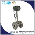 high performance vortex flow meter for high temperature steam