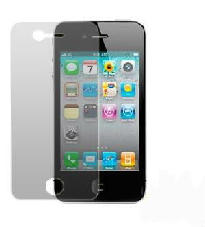 Factory Hot Sale Glittering Perfume screen protector for iPhone4/4S