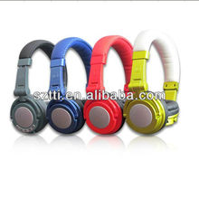 2013 new design foldable wireless headset for laptop from shenzhen China