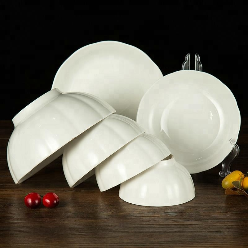 luxury porcelain dinner set