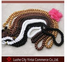 5 Colors For Stock, American Doll Long Braid Synthetic Braiding Hair, Polypropylene Filament Material