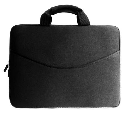 very nice 14 inch lightweight computer bag black