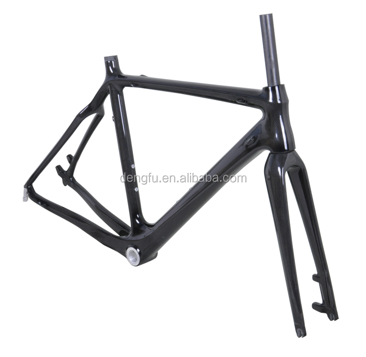 Carbon Frame For Road Bikes,New Cyclo Cross Frameset with DISC Brake FM059