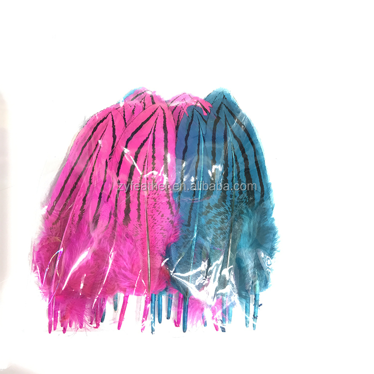 Factory direct cheap sale Natural Chicken feathers for brazil carnival costumes
