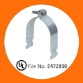 Electrical Conduit Strut Clamp for
