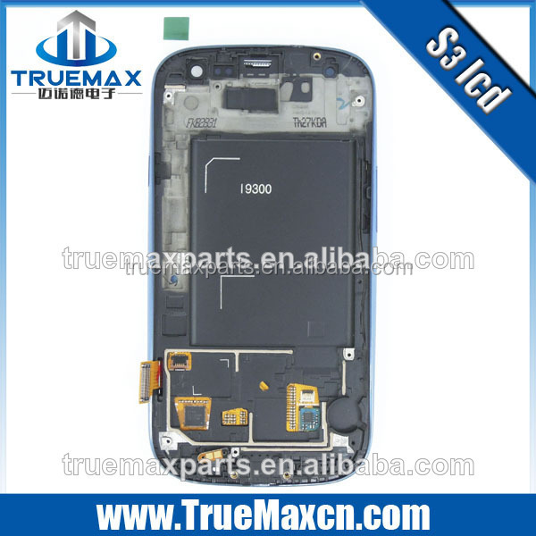 Wholesale LCD Screen Display for Samsung Galaxy S3 i9300 i747 i535 T999