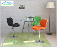 Wholesales Fashionable PVC Leisure Bar Chair