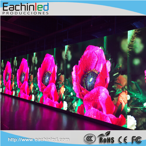 P3.91mm Die casting Aluminum LED panel 1