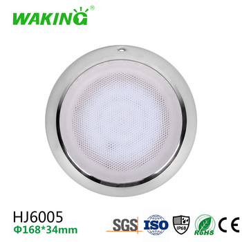 IP68 waterproof resin filled led surface mounted pool light for swimming pool