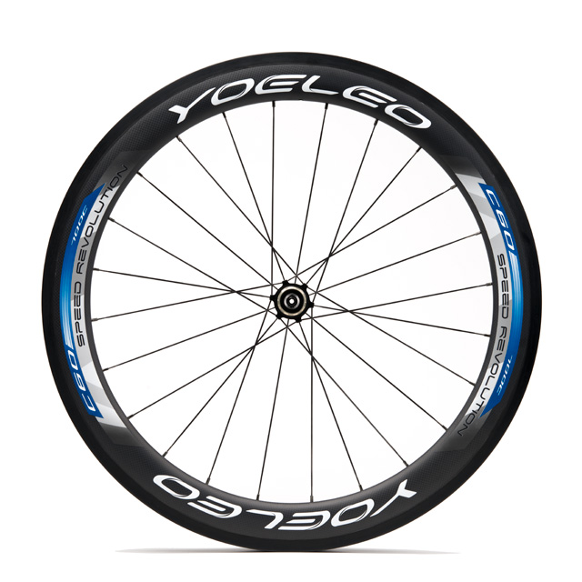 <strong>U</strong> Shape 2014 Wide Aero 60mm clincher 700c bicycle wheels,Sapim Spokes,Ceramic Bearing,Straight Pull