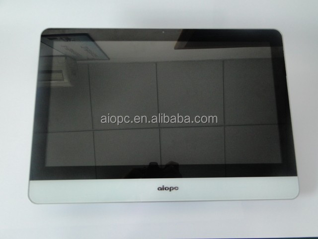 "AIOPC 18.5"" 21.5"" cheap touch screen all in one desktop computer"
