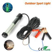 Green Light High Efficiency IP68 Waterproof Squid Fishing Lamp